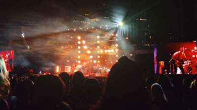 Ascend Amphitheater, section: 101, row: N, seat: 25