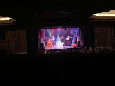 Chicago Theatre section Box Q