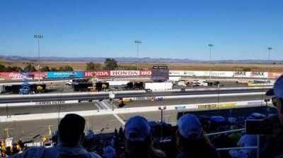 Sonoma Raceway, section: SFL, row: 34, seat: 6