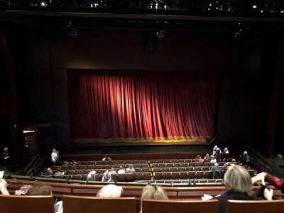 Sidney Harman Hall, section: Mezzanine, row: CC, seat: 112