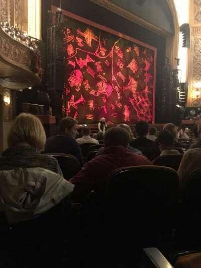 Paramount Theatre (Seattle) section Main Floor 1