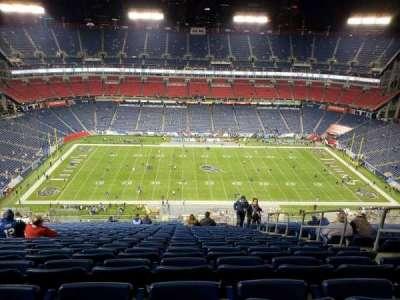 Nissan Stadium section 313