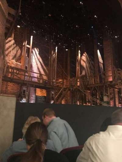 CIBC Theatre section ORCH-L
