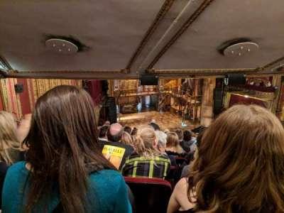 CIBC Theatre section Aisle 15