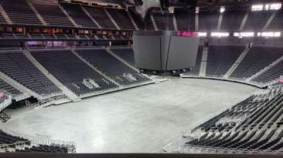 T-Mobile Arena section 105