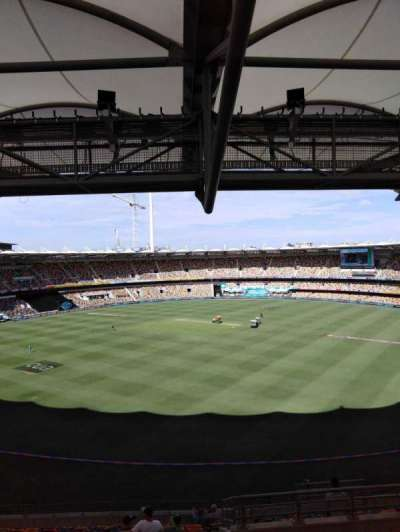The Gabba section 73