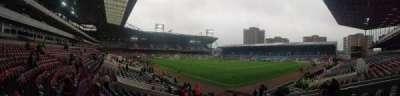 Boleyn Ground, section: West Stand Lower