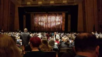 Keller Auditorium section Orchestra D