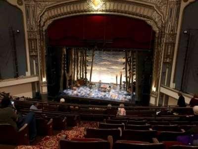 Golden Gate Theatre section Mezzanine