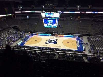 CHI Health Center Omaha, section: 220, row: L, seat: 13