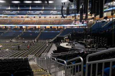 Amway Center section 104