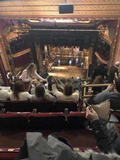 CIBC Theatre section Balcony