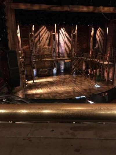 CIBC Theatre section Mezzanine Left Center