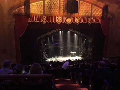 Fox Theatre (Atlanta), section: Dress Circle Left B, row: A, seat: 3