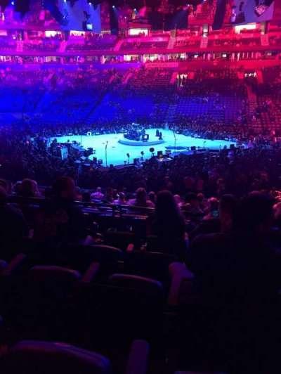 Bridgestone Arena section 106