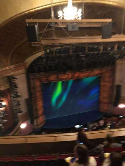 St. James Theatre section Balcony L
