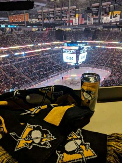 PPG Paints Arena section 208
