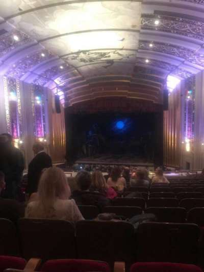 The Bushnell Center for the Performing Arts - Mortensen Hall, section: Mezzanine E, row: N, seat: 208