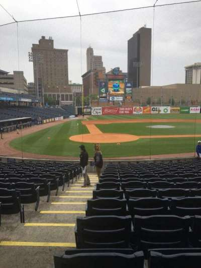 Fifth Third Field section 113