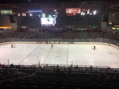 Sullivan Arena, section: 209, row: 13, seat: 7