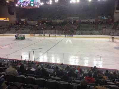 Sullivan Arena, section: 207, row: 1, seat: 4