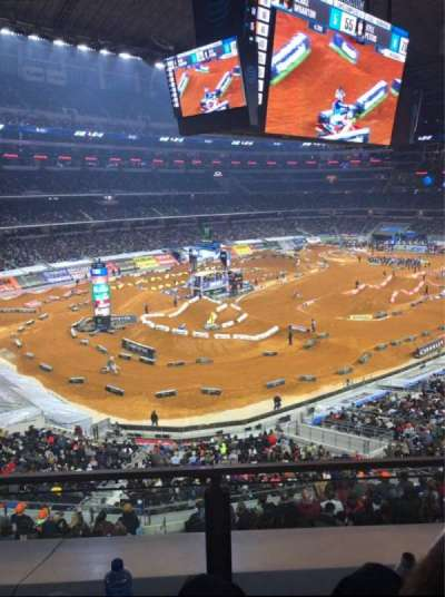 AT&T Stadium section 318