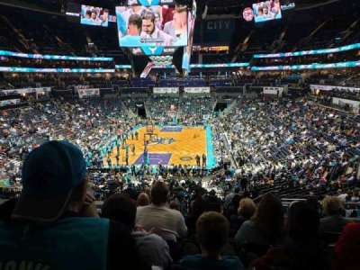 Spectrum Center section 117