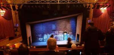Bernard B. Jacobs Theatre section Mezzanine C