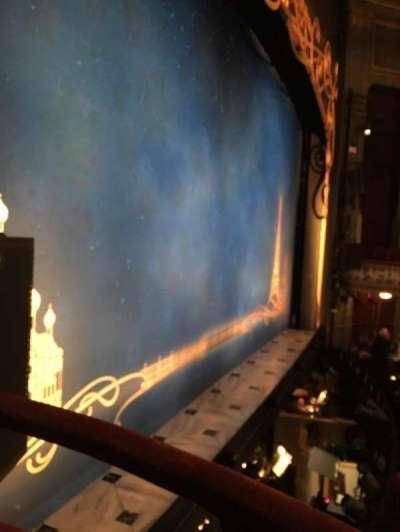 Broadhurst Theatre section Left Boxes