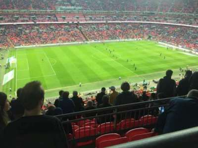 Wembley Stadium, section: 504, row: 10, seat: 96