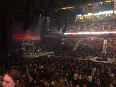 Mohegan Sun Arena section 24
