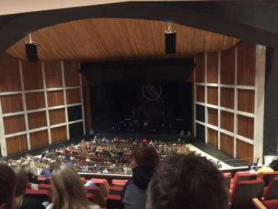 FirstOntario Concert Hall, section: 1BR2, row: P, seat: 130
