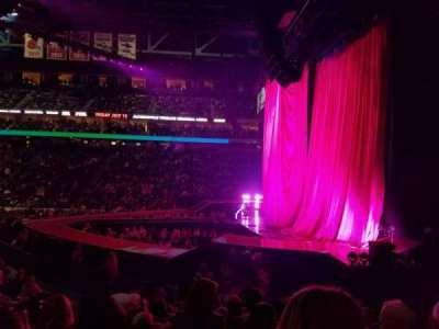 VyStar Veterans Memorial Arena, section: 101, row: N, seat: 14
