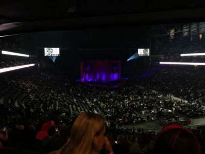 VyStar Veterans Memorial Arena, section: 110, row: GG, seat: 13