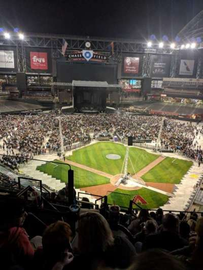 Chase Field section 317
