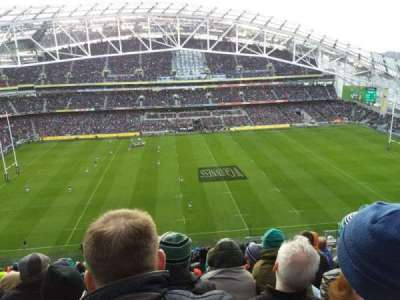 Aviva Stadium section 505