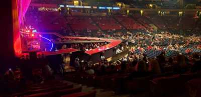 BJCC Arena, section: 6L, row: U, seat: 10