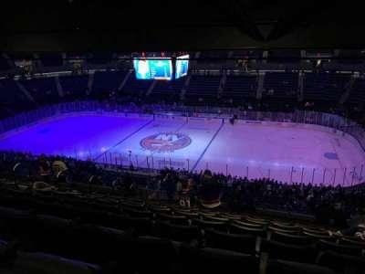 Nassau Veterans Memorial Coliseum section 201