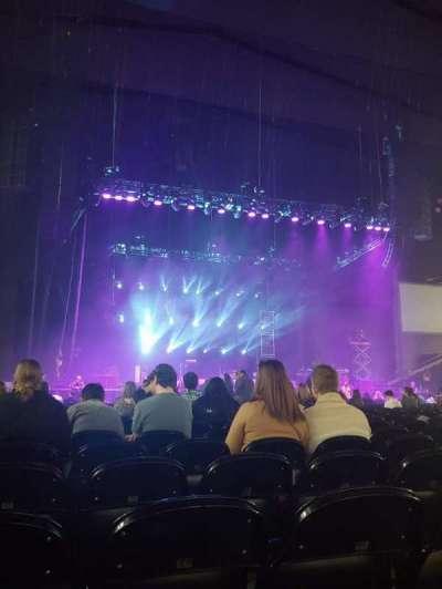 Royal Farms Arena, section: 3, row: BB, seat: 12