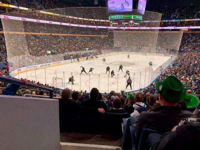 KeyBank Center section 121