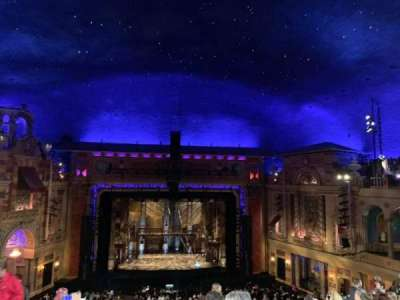 Saenger Theatre (New Orleans) section Balcony C