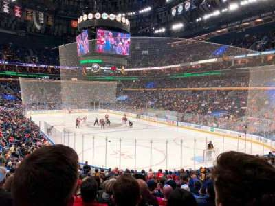 KeyBank Center section 101