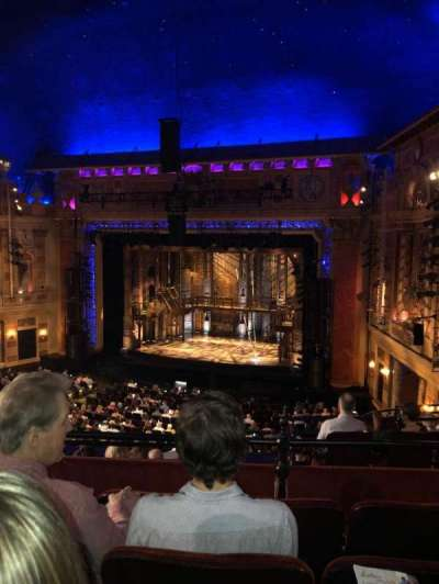 Saenger Theatre (New Orleans) section Balcony R