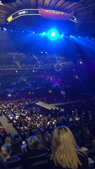 Madison Square Garden section 106