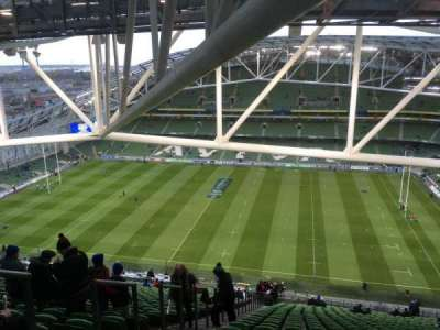 Aviva Stadium section 524