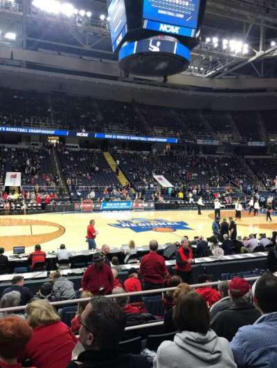 Times Union Center section 121