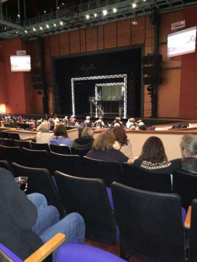 Toyota Oakdale Theatre, section: 203, row: JJ, seat: 10