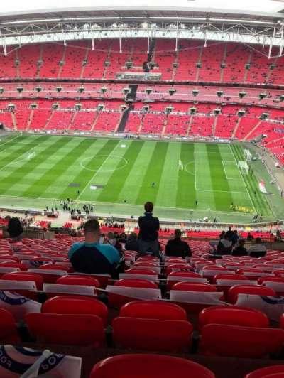 Wembley Stadium section 550