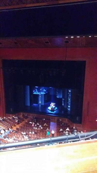 Au-Rene Theatre at the Broward Center section Balcony R