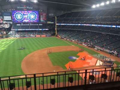 Minute Maid Park section 311
